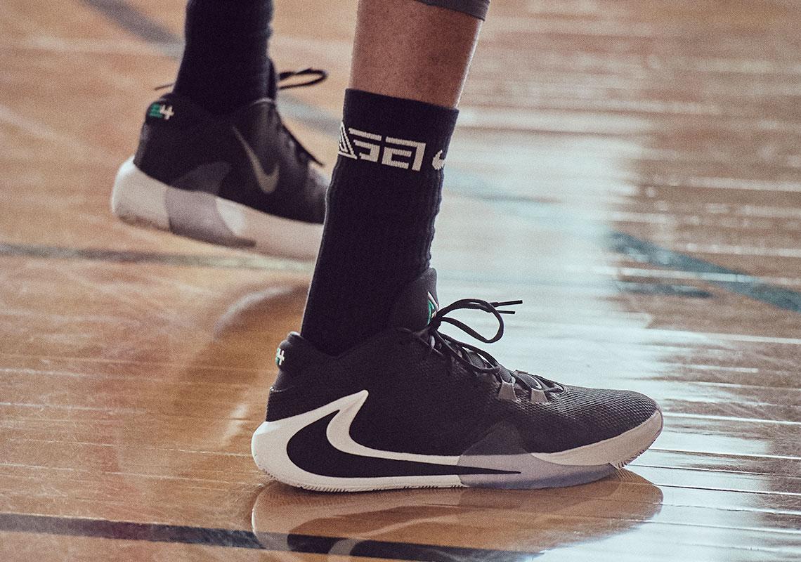 NBA MVP Giannis Antetokounmpo's Nike