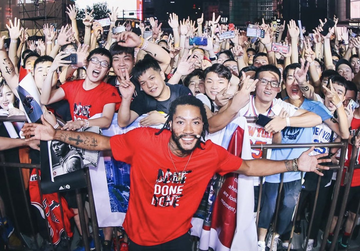 Adidas And Derrick Rose Have Officially